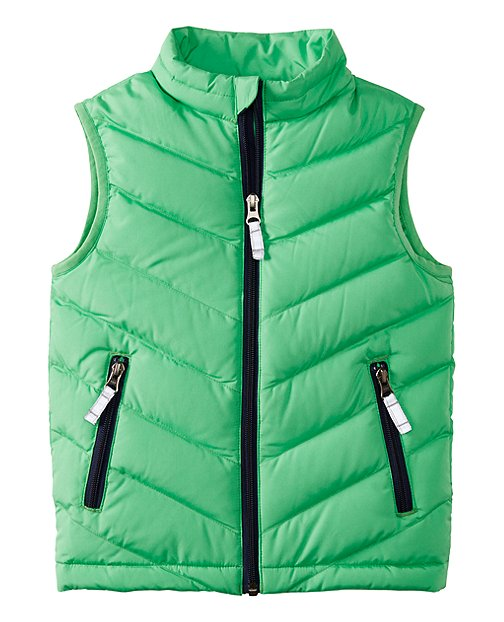 Warm Up In Down Vest by Hanna Andersson