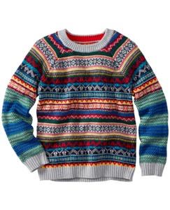 Fun Fair Isle Sweater