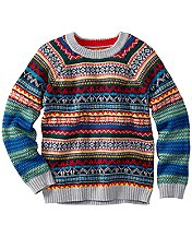 Fun Fair Isle Sweater