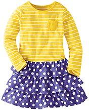 Stripes Love Dots Dress