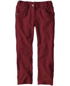 Not So Skinny Knit Jeans