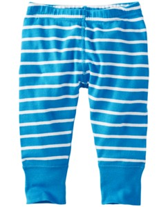 Wiggle Pants in Organic Cotton