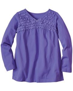Crochet Yoke Top