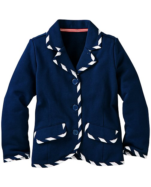 French Terry Jacket by Hanna Andersson