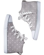 Britta High Top Sneaker by Hanna