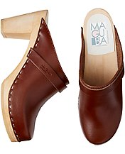 Swedish Modern Clog By Hanna