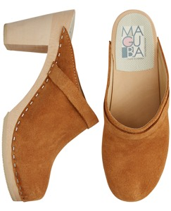 Swedish Modern Clog by Maguba