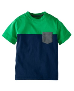 Colorblock It Tee