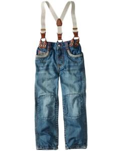 Suspender Jeans