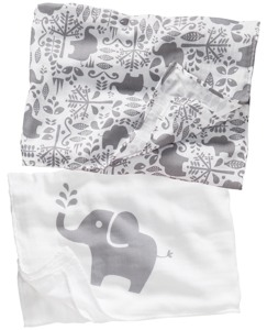 Hanna Swaddlers In Organic Cotton