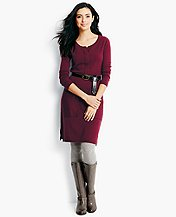 Merino Pocket Dress