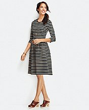 Elisabet Stripe Dress