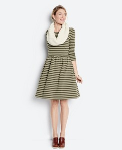Elisabet Stripe Dress