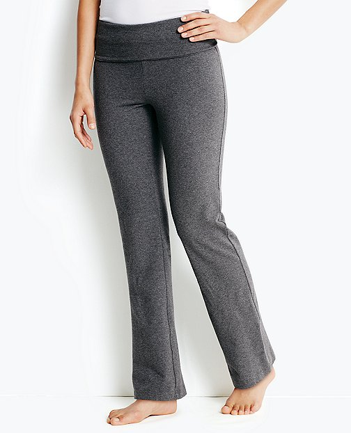 Stretch Jersey Yoga Pant by Hanna Andersson