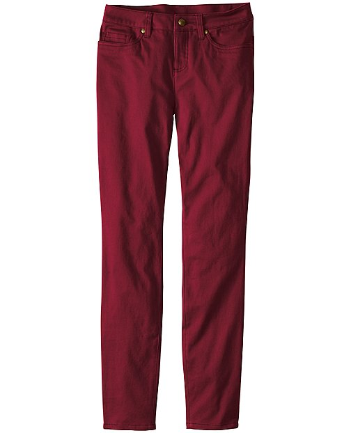 Go-To Pants in Stretch Twill by Hanna Andersson