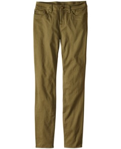Go-To Pants in Stretch Twill
