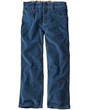 Five Pocket Straight Leg Cords