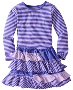 Ruffle It Up Dress