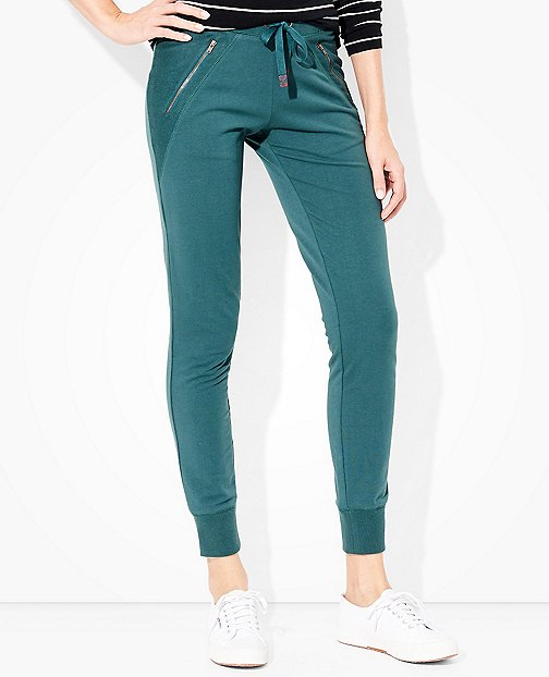 Women's Stockholm Pant In French Terry by Hanna Andersson