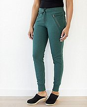 Women Stockholm Pant In French Terry by Hanna Andersson