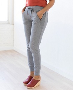 Stockholm Pant In French Terry by Hanna Andersson
