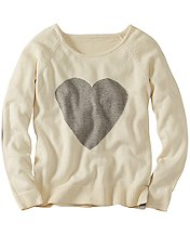Swedish Heart Sweater