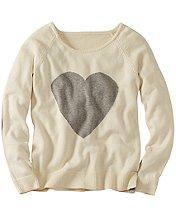 Swedish Heart Sweater