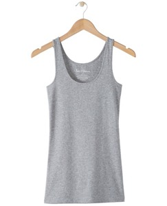 Women's Luxe Pima Tank by Hanna Andersson