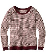 Raglan Sweatshirt In French Terry Cotton