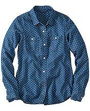 Perfect Chambray Shirt