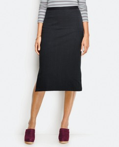 Metro Midi Skirt by Hanna Andersson