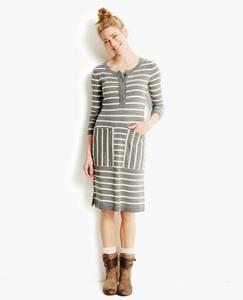 Merino Pocket Dress