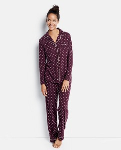 Love, Hanna Pima Cotton PJ Set