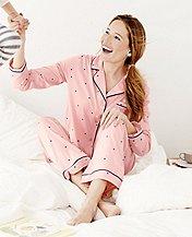 Love, Hanna Pima Cotton PJ Set by Hanna Andersson