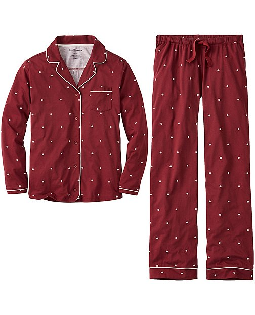 Love, Hanna Pima Cotton PJ Set by Hanna Andersson