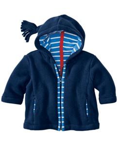 Little Gnome Baby Fleece Jacket