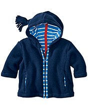 Little Gnome Baby Fleece Jacket