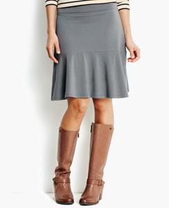 Easy Flounce Skirt