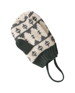 Nordic Knitting Mouse Mittens by Hanna Andersson