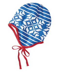 Nordic Knitting Pilot Cap