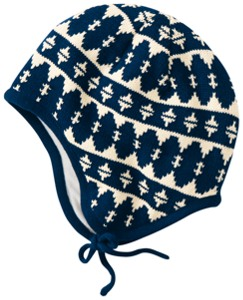 Nordic Knitting Pilot Cap by Hanna Andersson