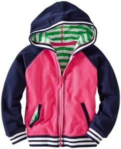 Sport Hoodie In 100% Cotton
