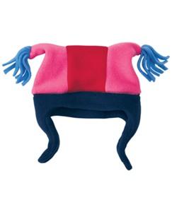 Fleece Tassel Hats