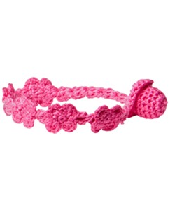 Cotton Crochet Bracelet