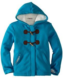Wonderland Toggle Coat