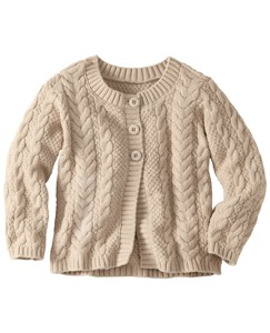 Perfect Cable Cardigan