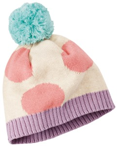 Cozy Cotton Beanie by Hanna Andersson