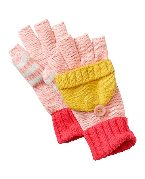 Kids Convertible Mittens by Hanna Andersson