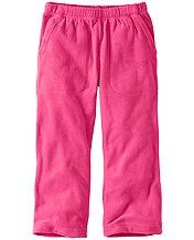 Microfleece Pants