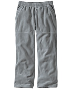 Microfleece Pants
